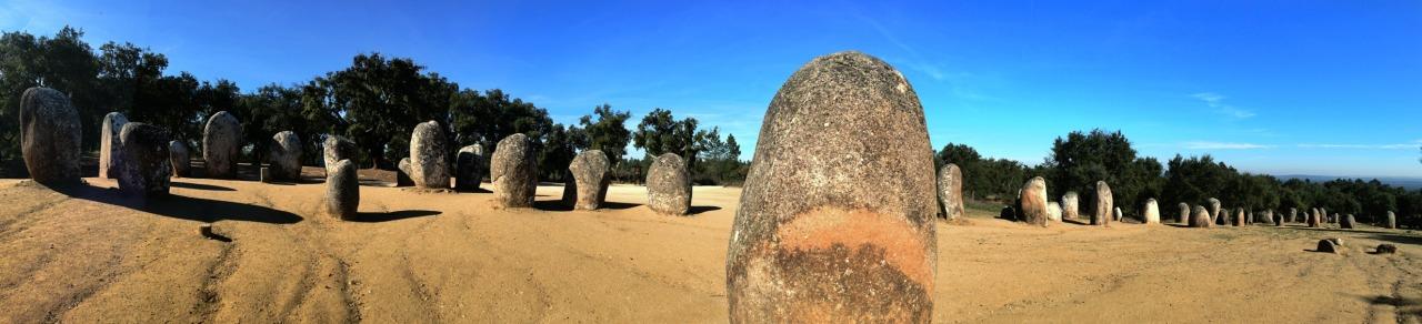 09-12-2013 12:13:18  Cromeleque dos Almendres, Evora, Portugal