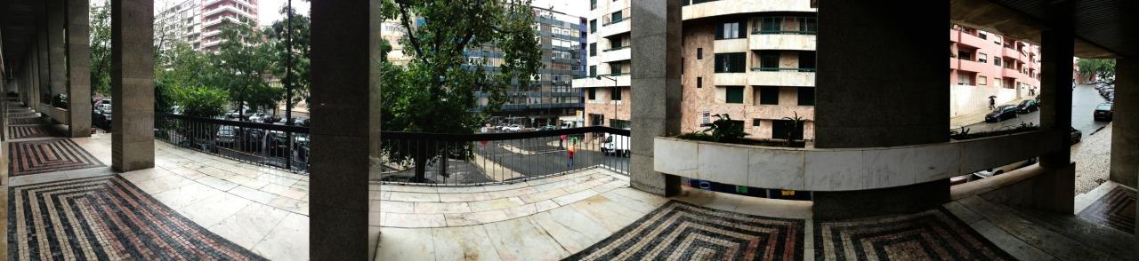 24-10-2013 12:02:24  Infante Santo, Lisbon, Portugal