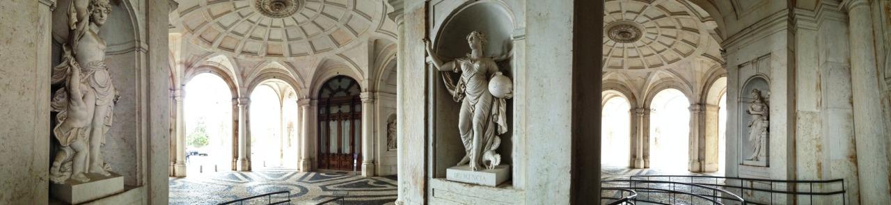 25-09-2013 12:15:13  Palácio da Ajuda, Lisbon, Portugal