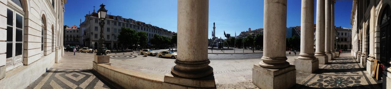 15-09-2013 12:19:26  Rossio, Lisbon, Portugal