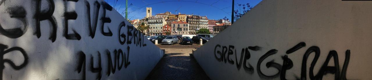 08-09-2013 12:19:12  Campo das cebolas, Lisbon, Portugal