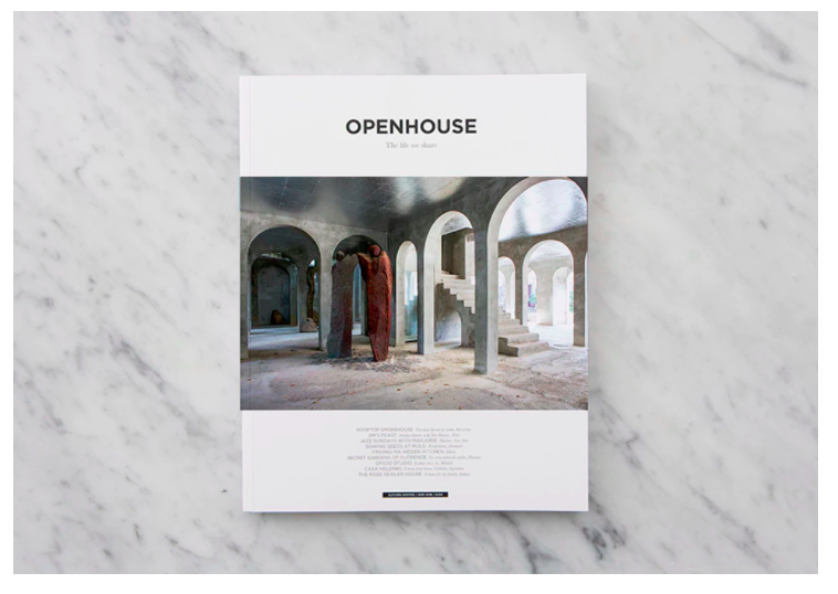 Open House Magazine -
