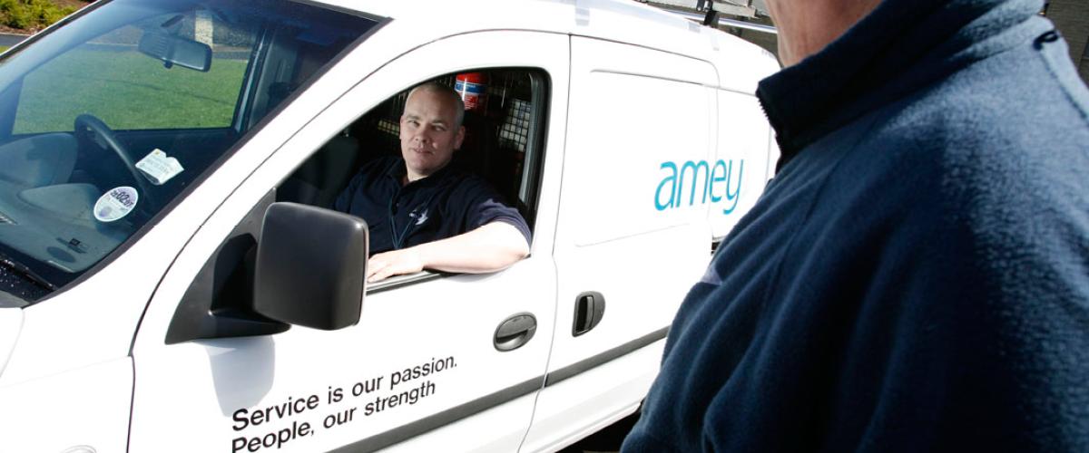 Amey employees