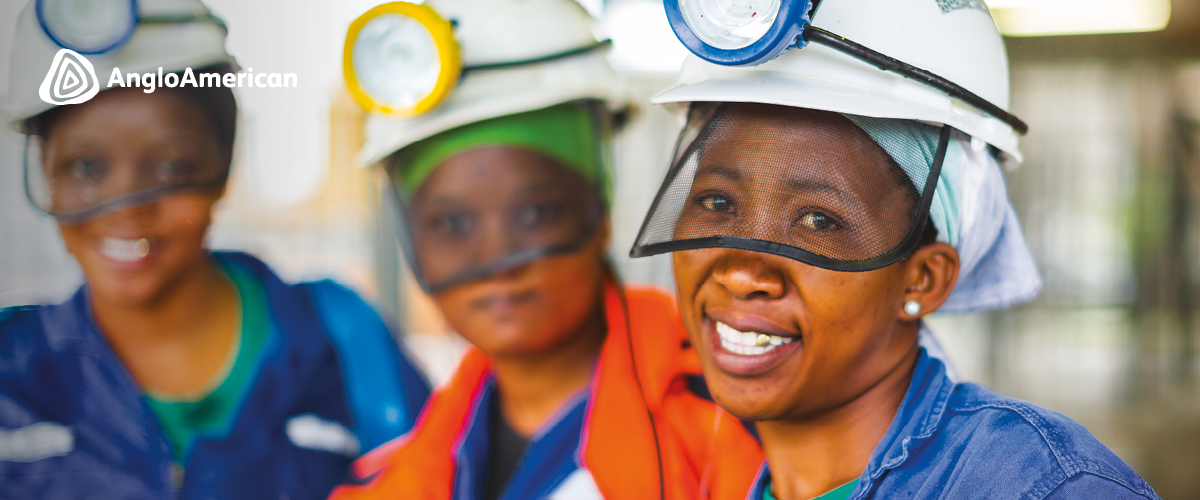 Anglo American employees