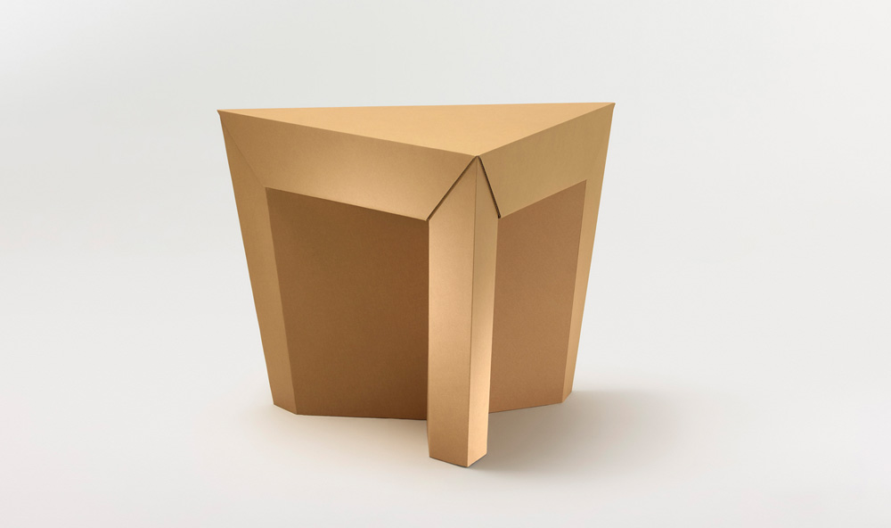 Paper Tiger Cardboard Table