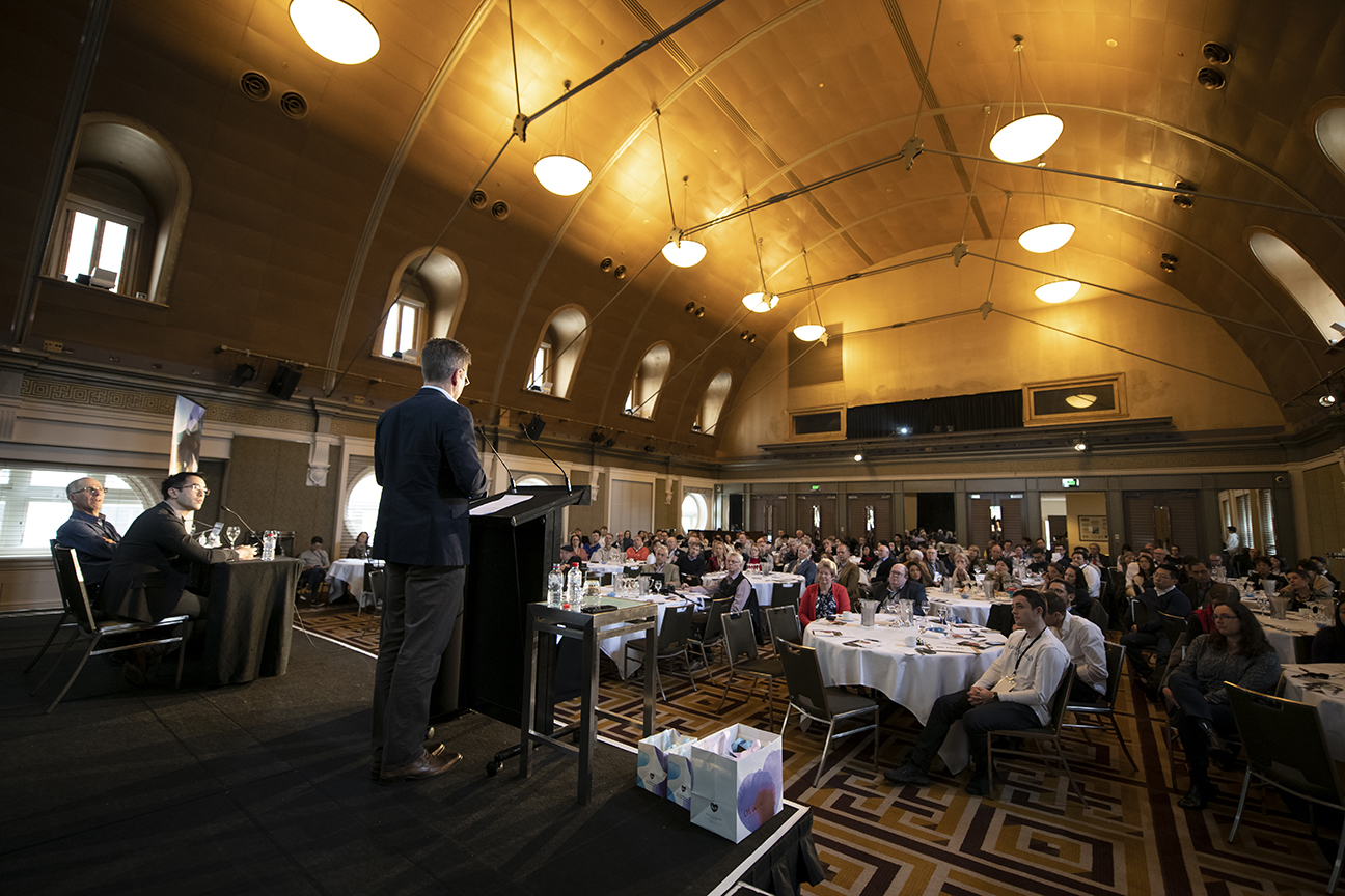 Corporate Event Photography. 2018 Ophthalmology Conference at The Westin Hotel, Sydney Australia © Kiren
