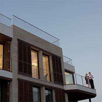 Proyecto de edificios en Puerto de Andratx