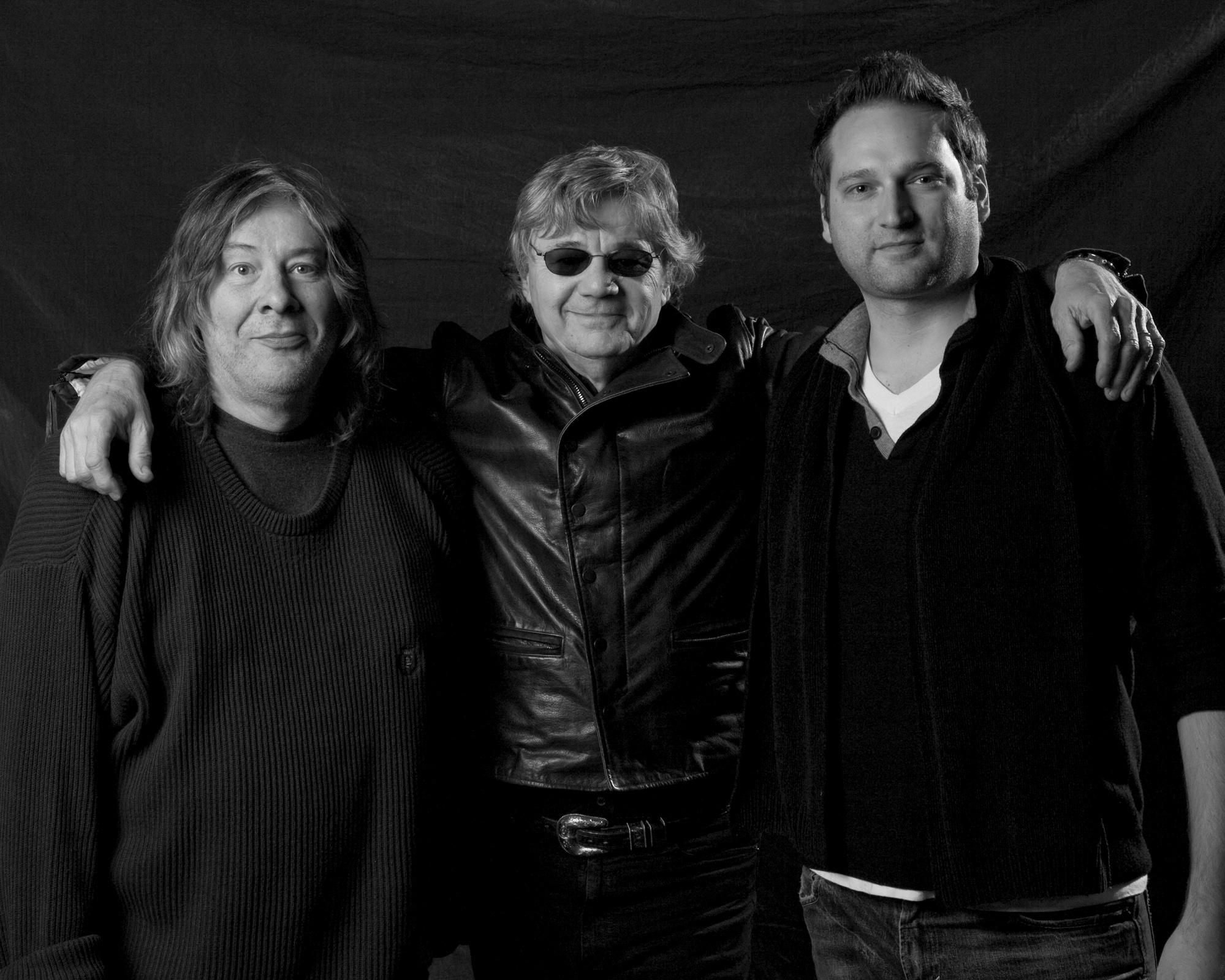 Andy Johns, Steve Miller, Kent Hertz