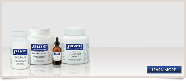 Pure Encapsulations Fitness Supplements