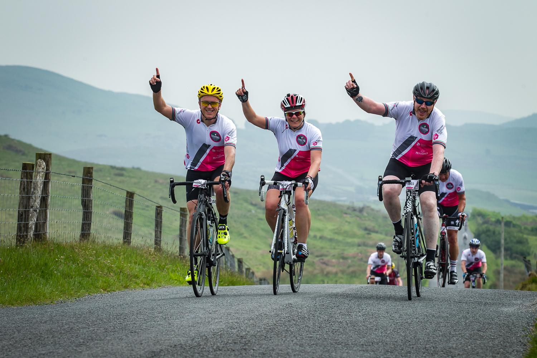 Giro d'Italia Gran Fondo 2016 Monte Slieve Croob