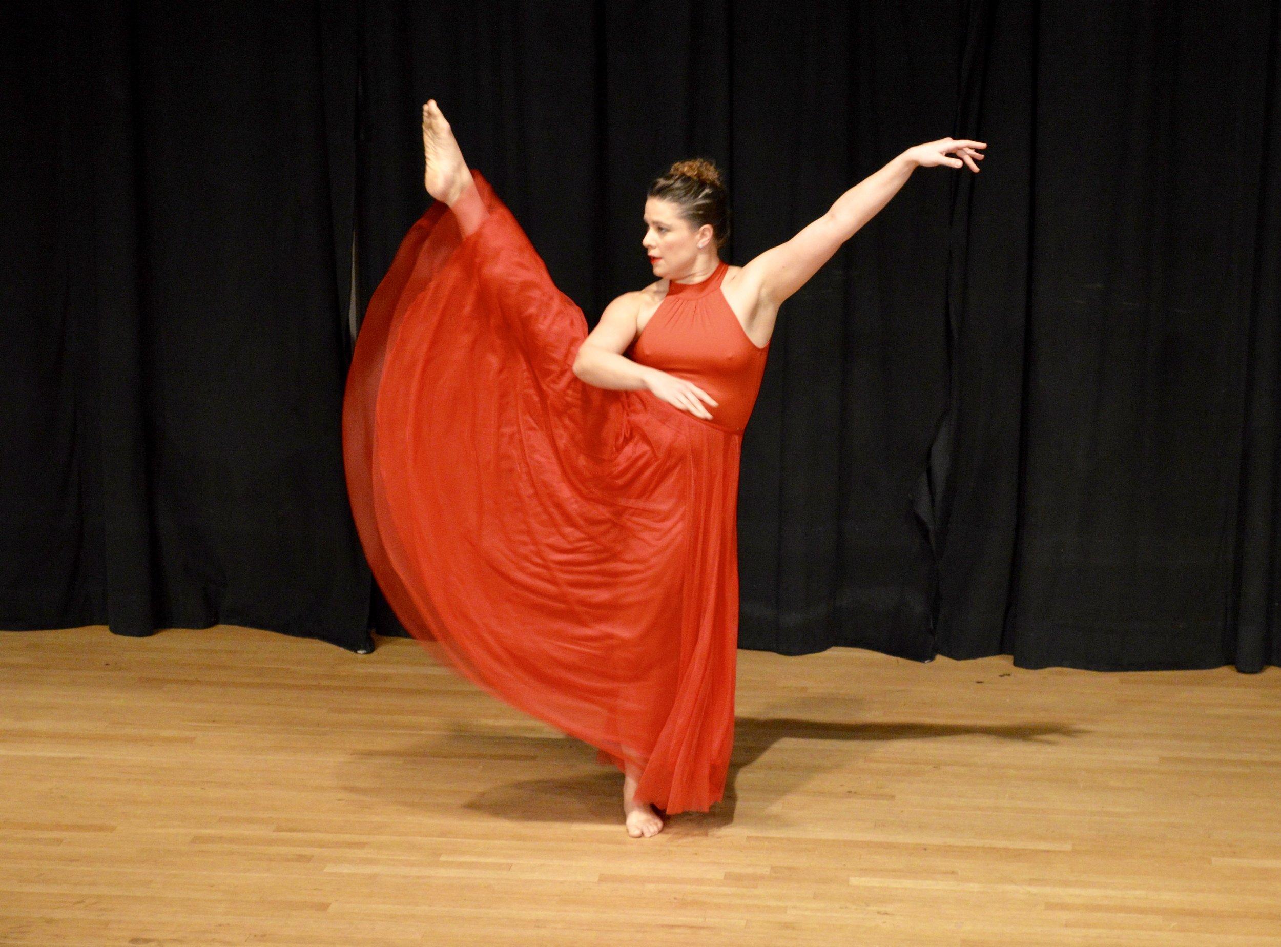 Andrea Kron Dances