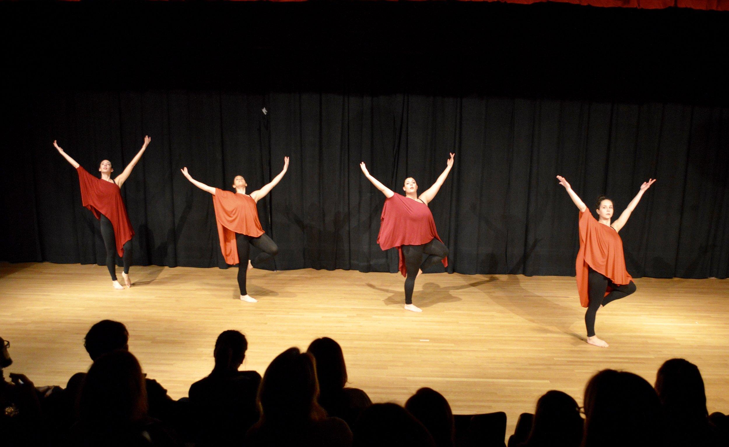 Andrea Mychaels Dance Project