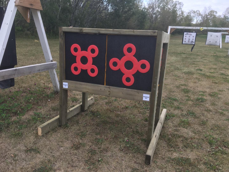 Broadhead only target