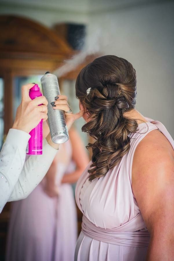 Wedding Hair Essex