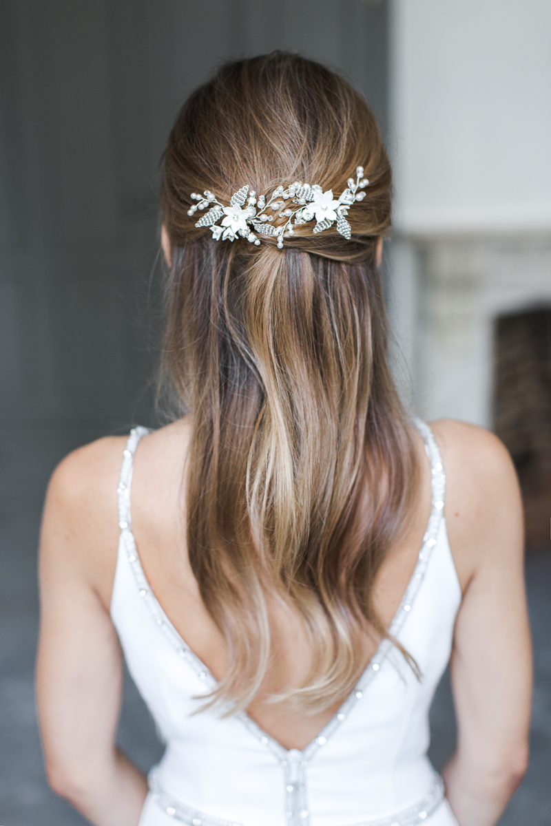 Natural Bridal Hair Cambridge