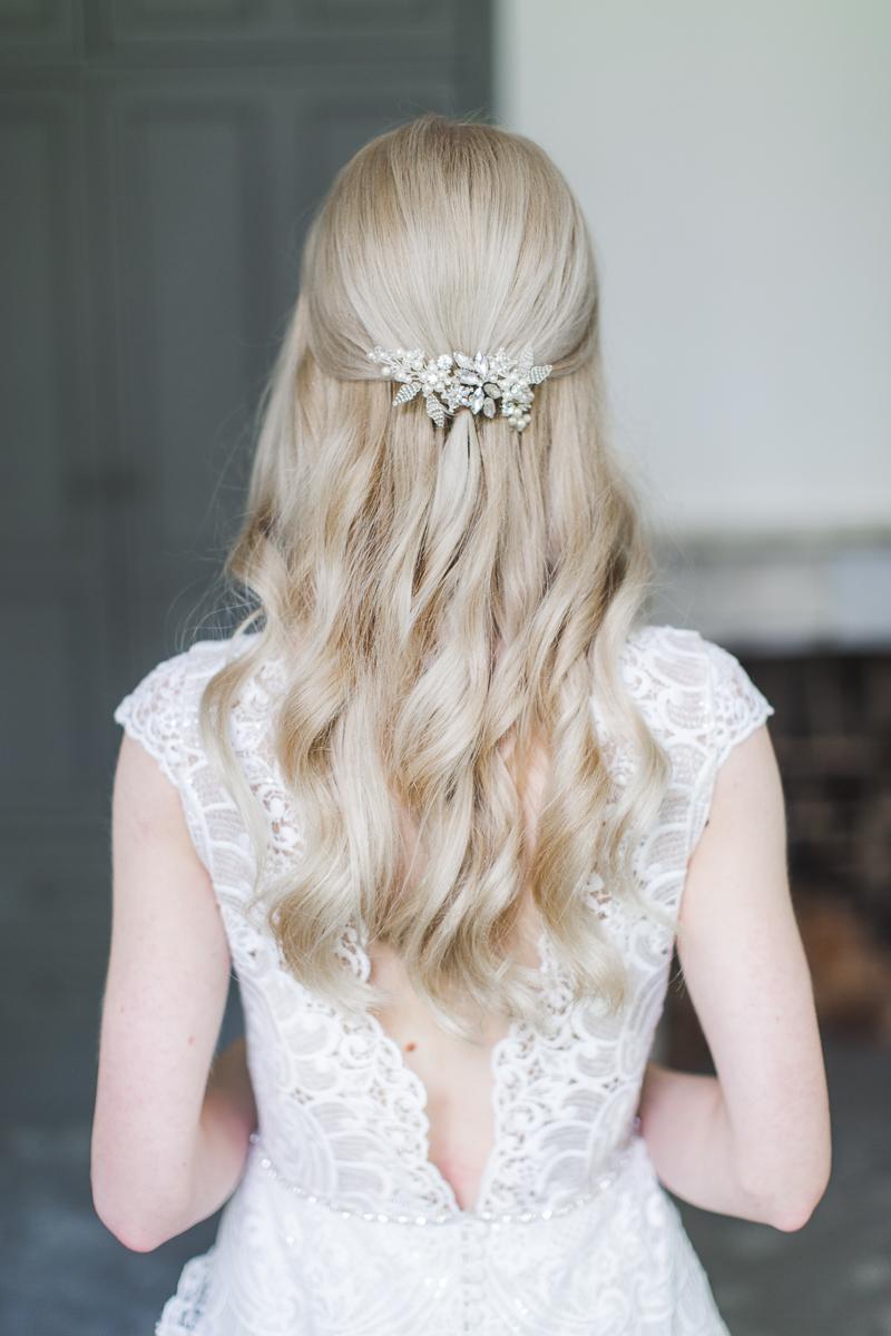 Wedding Hair and Makeup Blake Hall