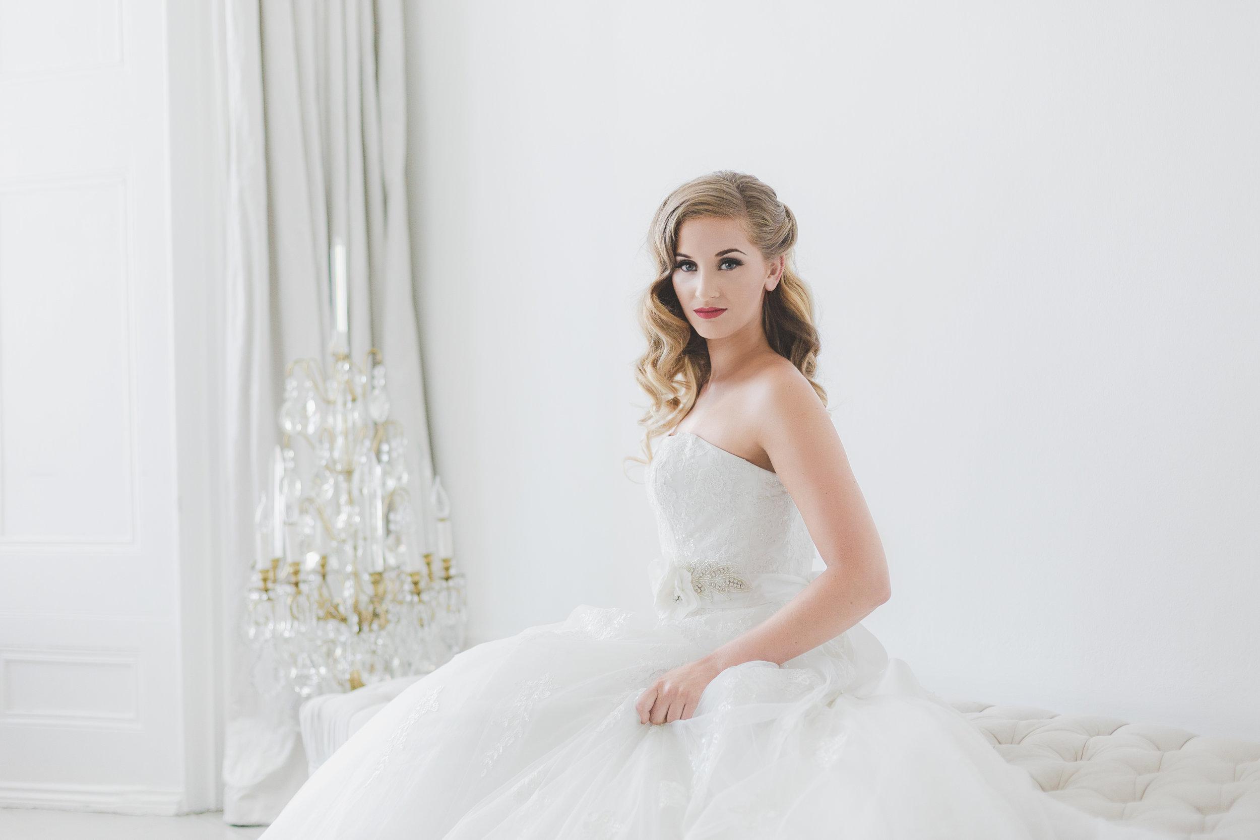 Glamorous Bridal Hair and Makeup Essex