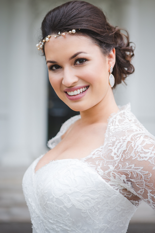 Bridal Hair and Makeup Boreham House