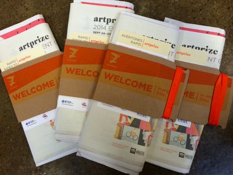 10,000 Rapid Rides to ArtPrize wristband bundles -- good for 19 days of free public transportation --were distributed to members of our community who would benefit due to income insecurity or language barriers.