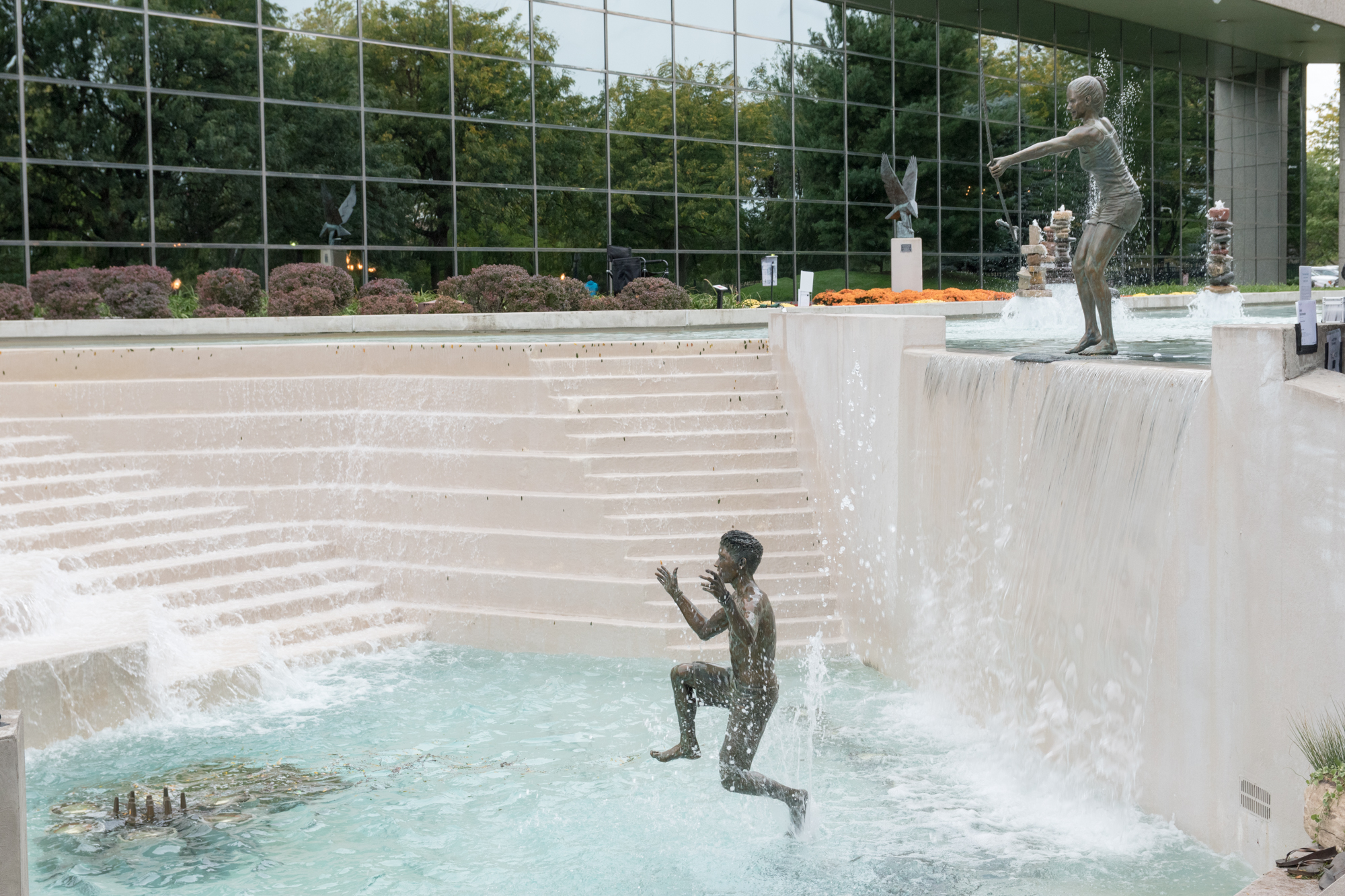 Reach and Splash | Andy Sacksteder