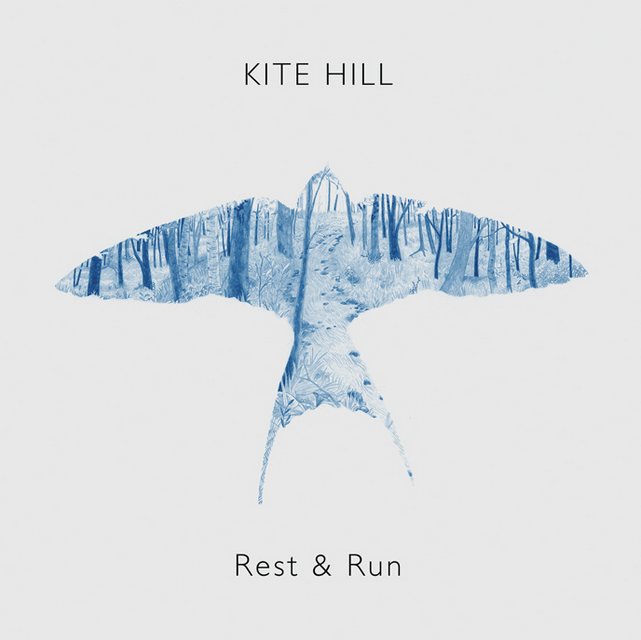 "KITE HILL  ""Rest and Run""  2012  String co-arrangements; Violin, Viola, Voice."