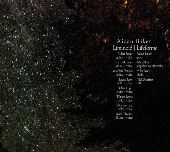 "AIDAN BAKER  ""Limnoids/Lifeforms""  Alien8 2009  Violin"