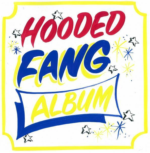 "HOODED FANG  ""Album""  Daps Records 2010  String Arrangements; Violin, Viola"