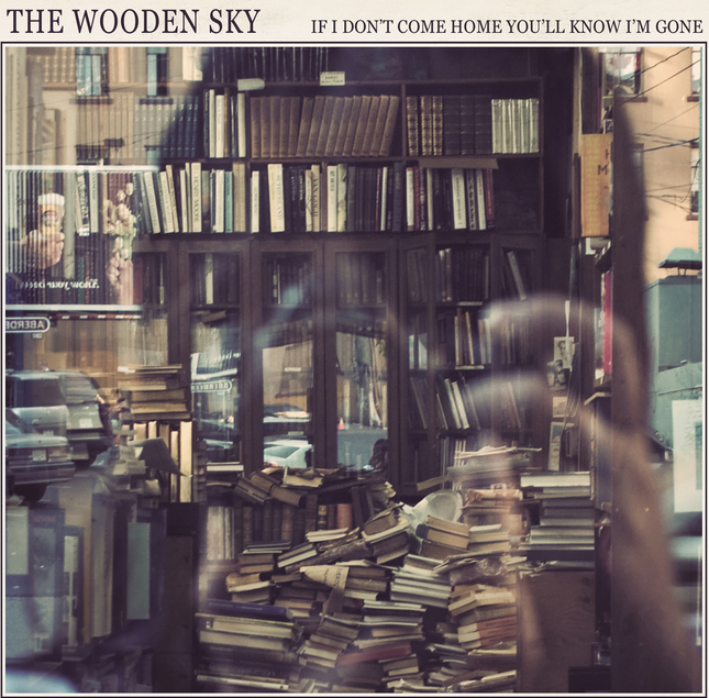 "THE WOODEN SKY  ""If I Don't Come Home You'll Know I'm Gone""  Black Box 2009  Violin"