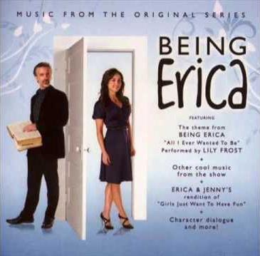 BEING ERICA soundtrack  EMI Music Canada 2009  Viola