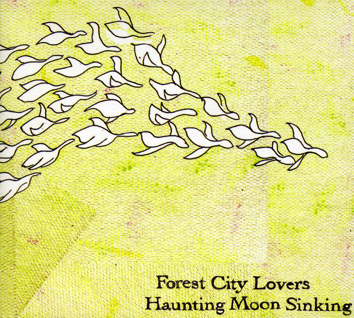"""FOREST CITY LOVERS  """"Haunting Moon Sinking""""  Out Of This Spark 2008  String Arrangements; Violin, Viola"""