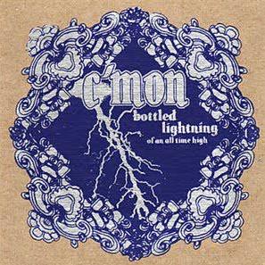 """C'MON  """"Bottled Lightning Of An Alltime High""""  Blown Speaker 2007  Viola"""