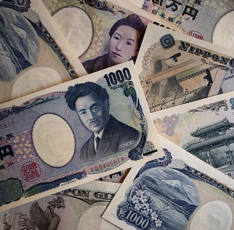 My yen