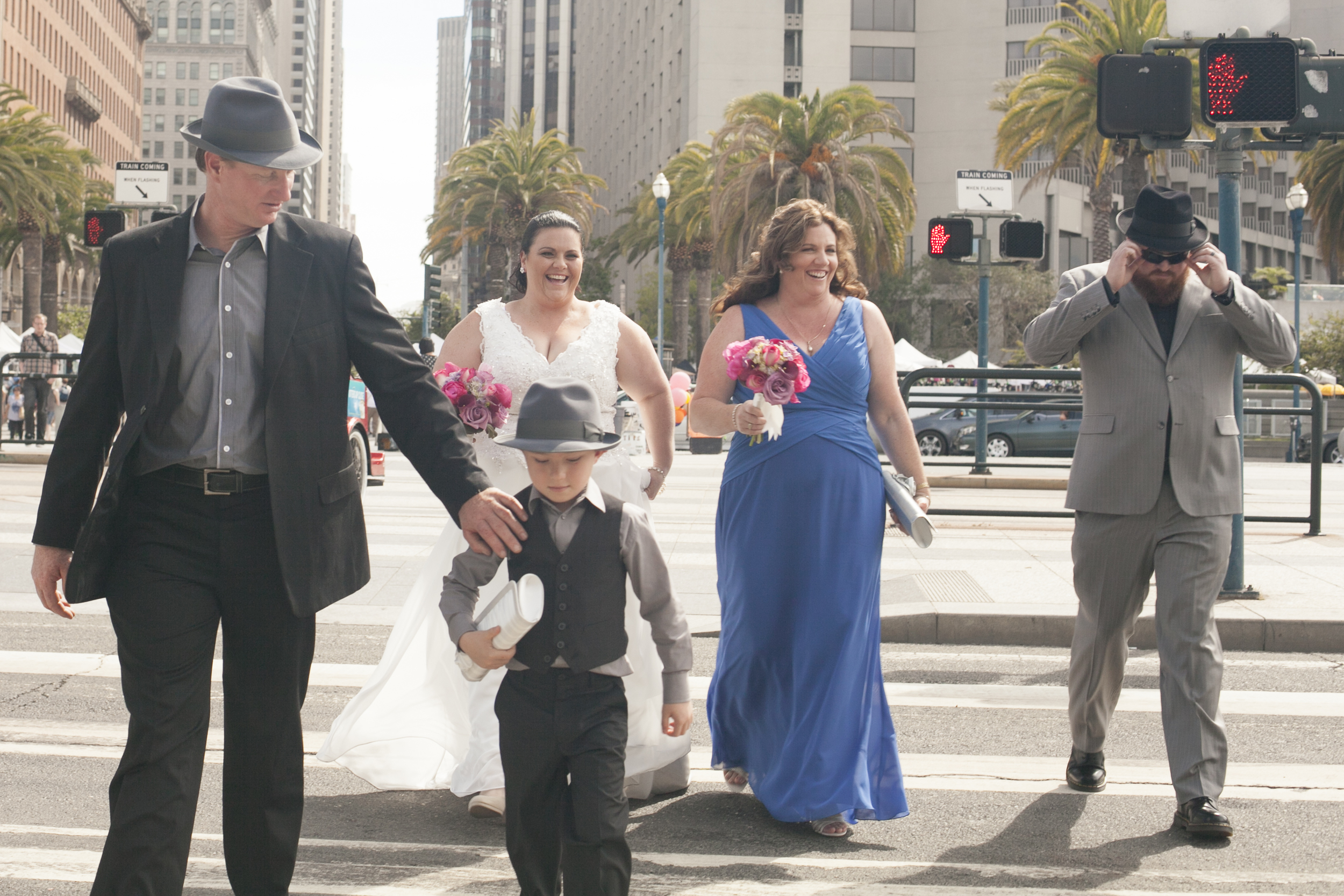 Ferry Building Wedding SF Photographer