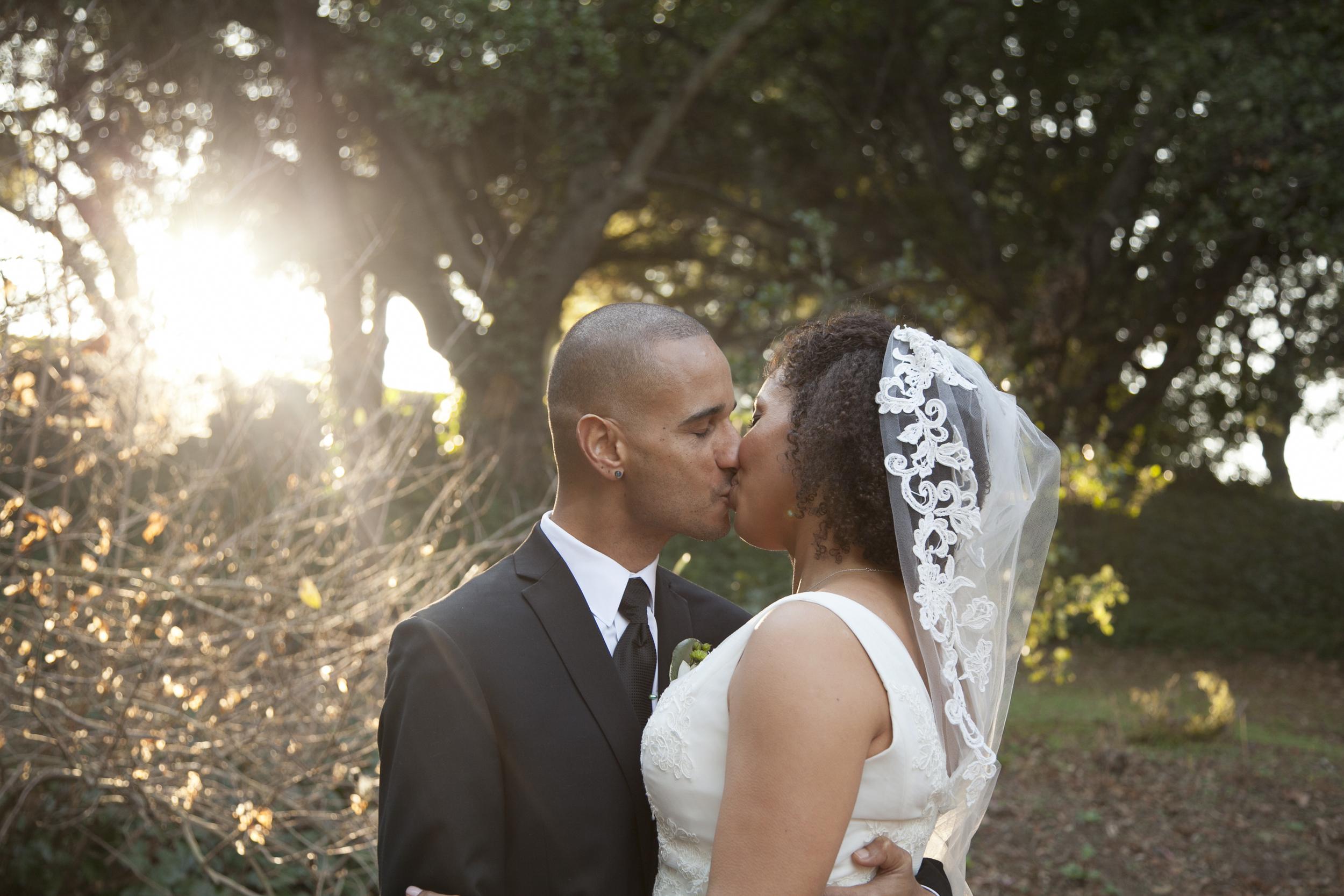 Oakland Mills College Wedding