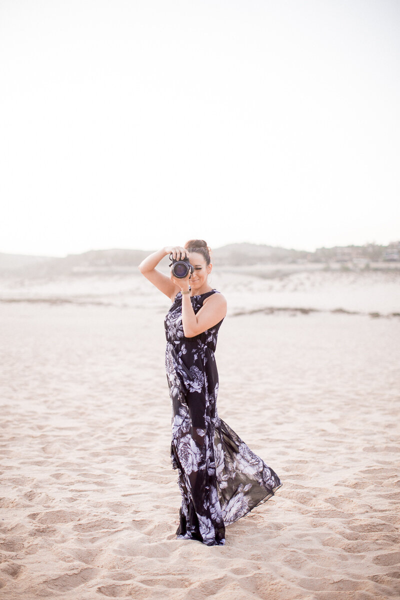 Portrait by Ginny Silver/Retrospect Images 2019, Cabo Wedding Photographers