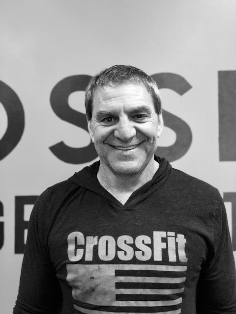 Mike McDonnell   Co-Owner and CrossFit Level 1