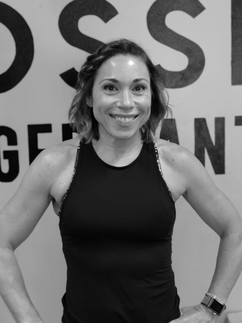 Nicole Davidson    CrossFit Level 1