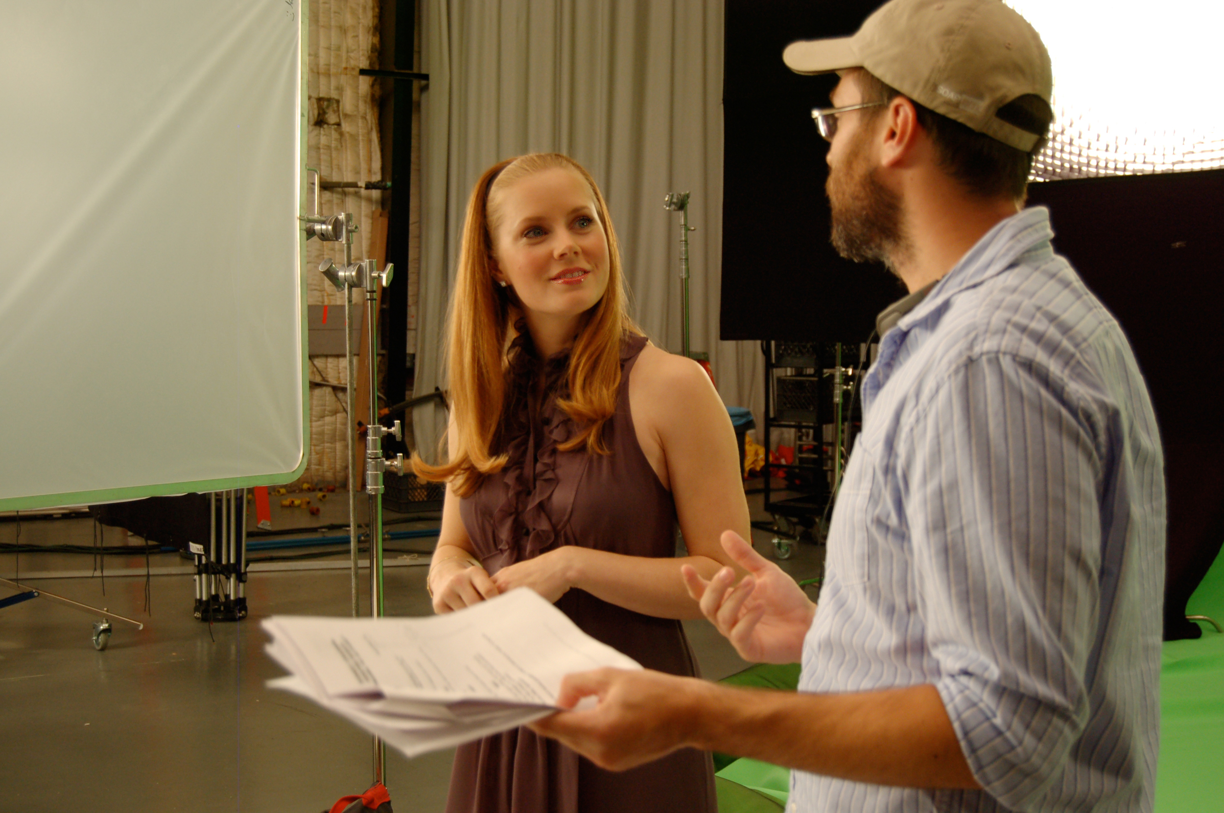 Breaking Down the Scene for Amy Adams