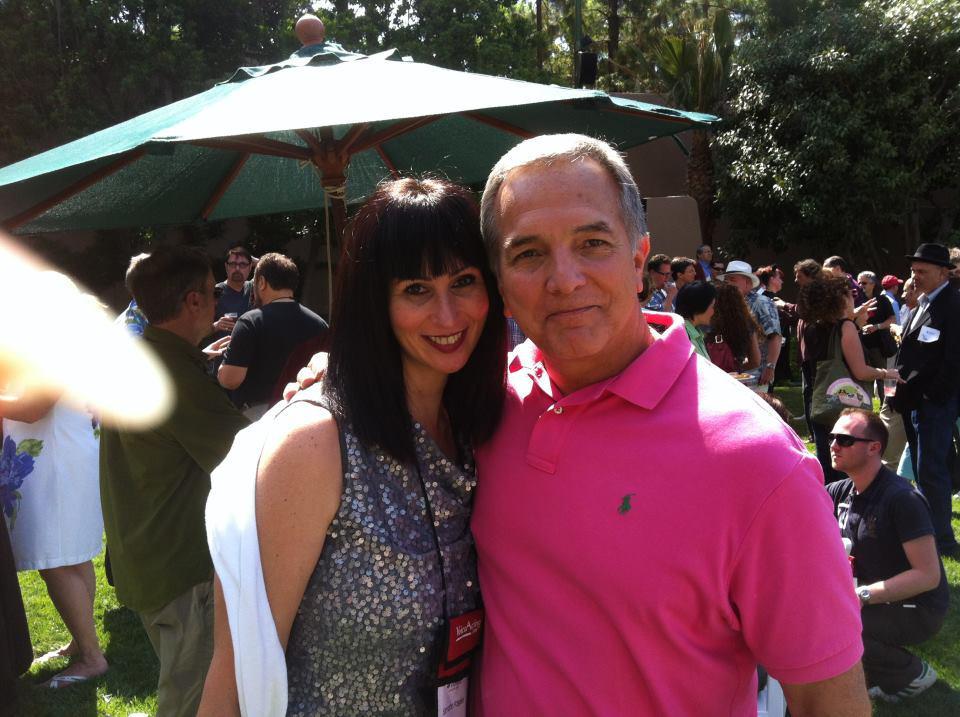Con Dave Courvoisier en VOICE 2012