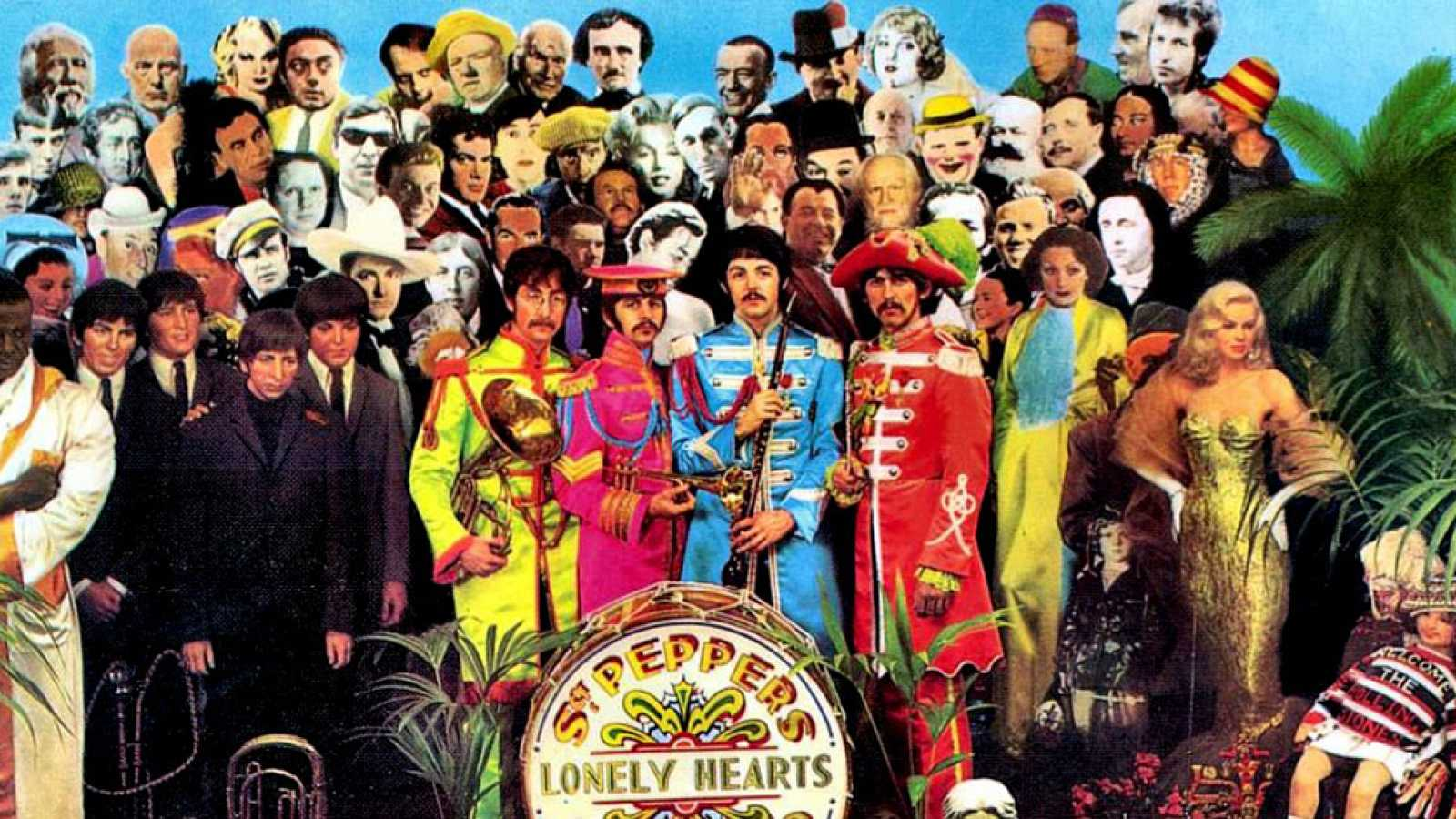 Sgt. Pepper's Lonely Hearts Club Band : The Beatles en la cúspide de su genialidad