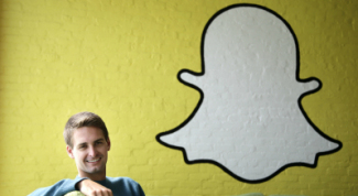 Snapchat CEO Evan Spiegel, who believes delete is the new default.