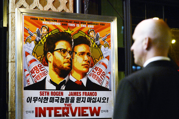 North Korea's threats against The Interview backfired and turned a silly satire into a cause celebre and a case study of why going negative is bad PR. [Credit – Reuters]