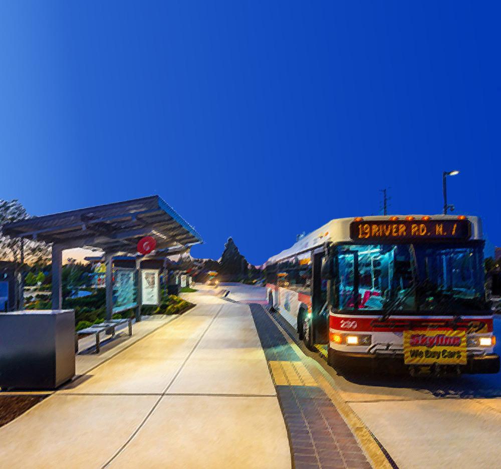 CFM: Opening Salem Keizer Transit Center