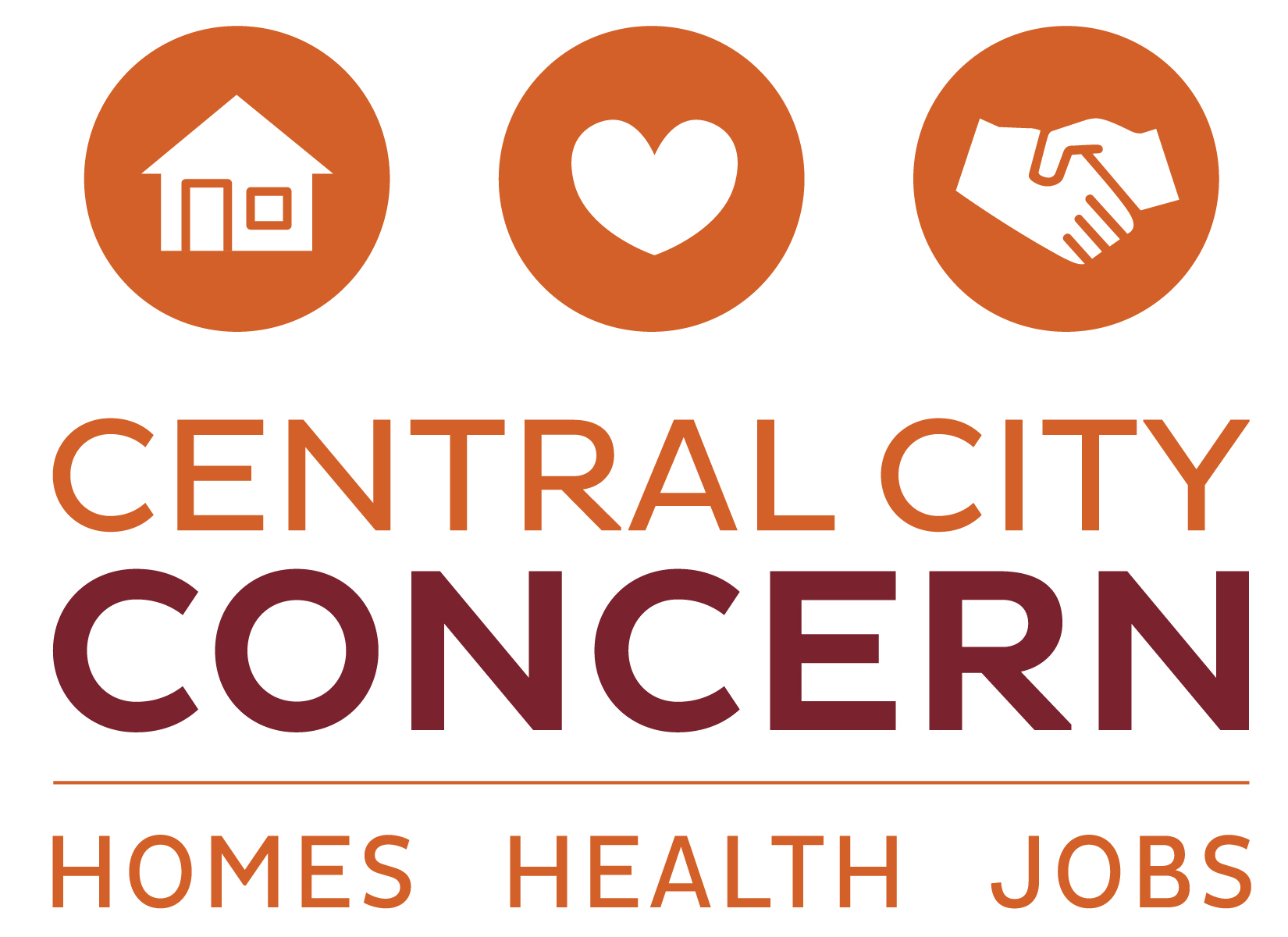 Creating a logo to tell Center City Concern's story