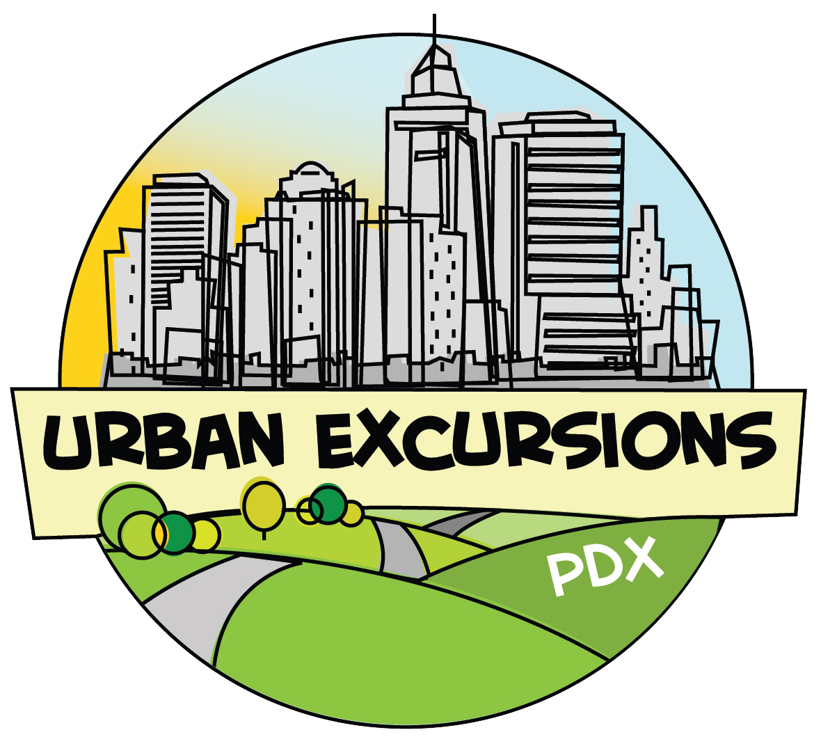 CFM Designs Website for New Business to Spell Caregivers Urban Excursions