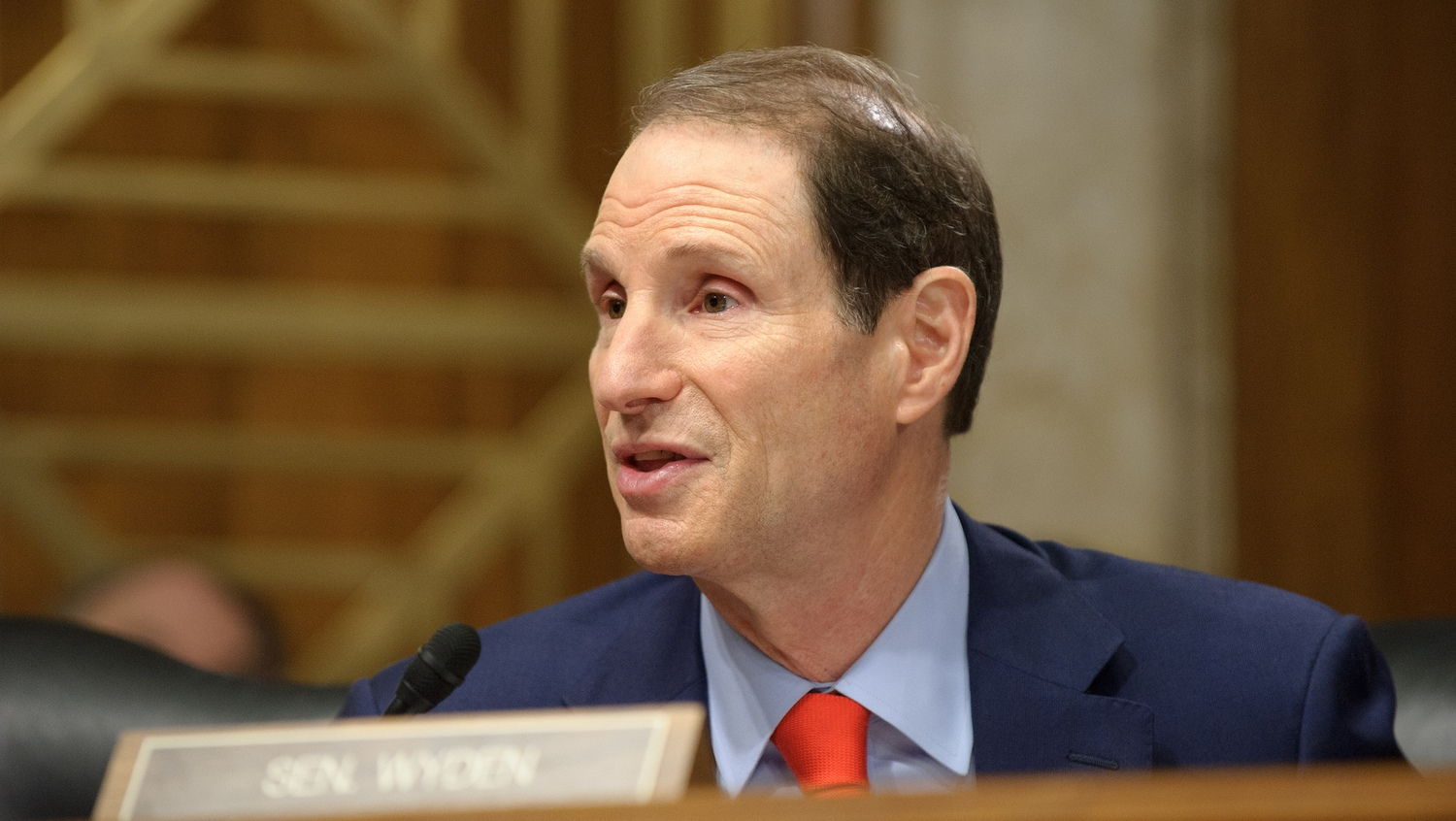 Oregon Senator Ron Wyden finds himself in the middle of a high-stakes debate over a major free-trade agreement with Asian Pacific partners and the rules by which the Obama administration will need to follow to negotiate the deal. Photo by  SenateEnergy .