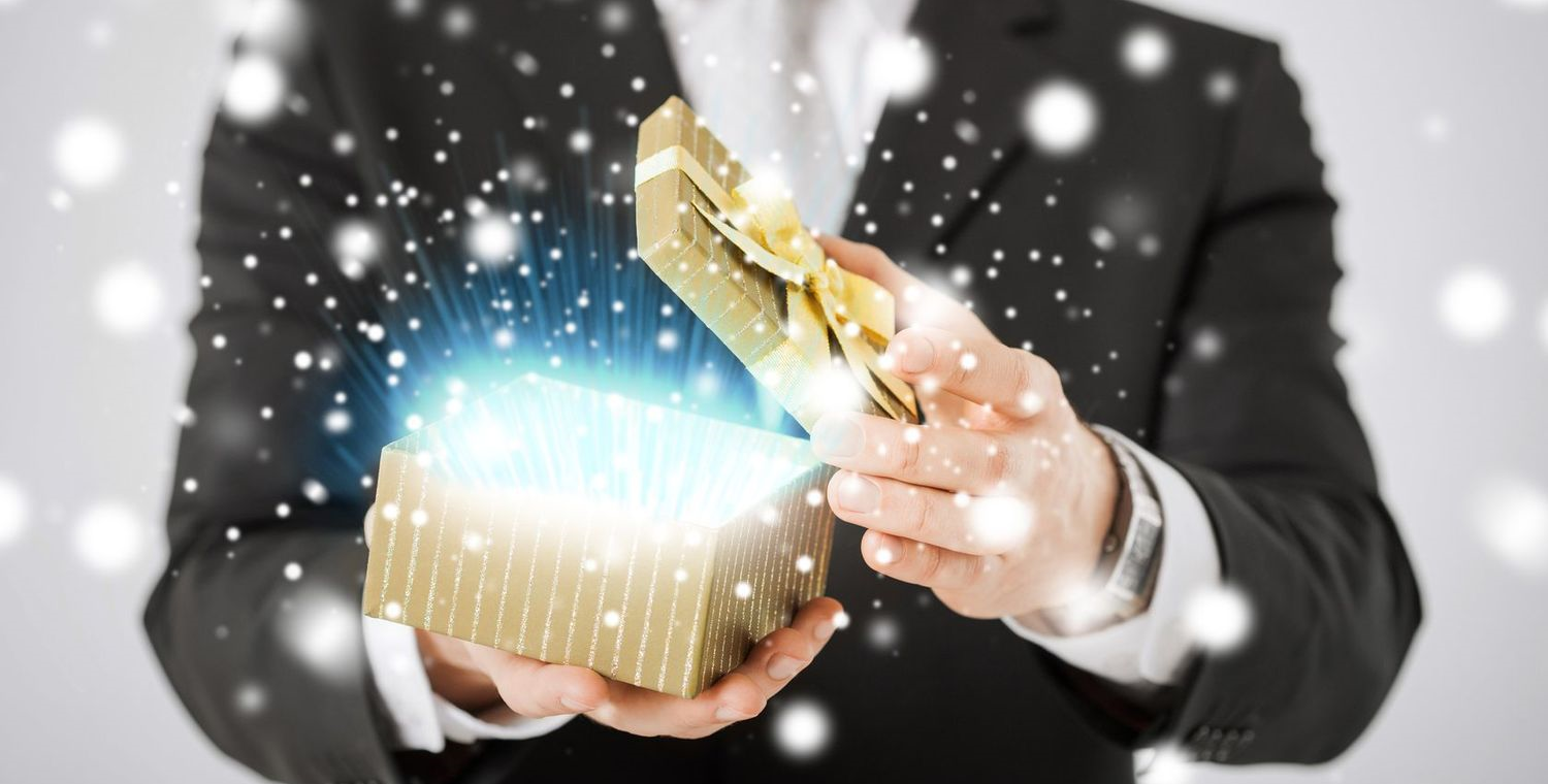 Make sure your information is a gift your customers can't wait to open.