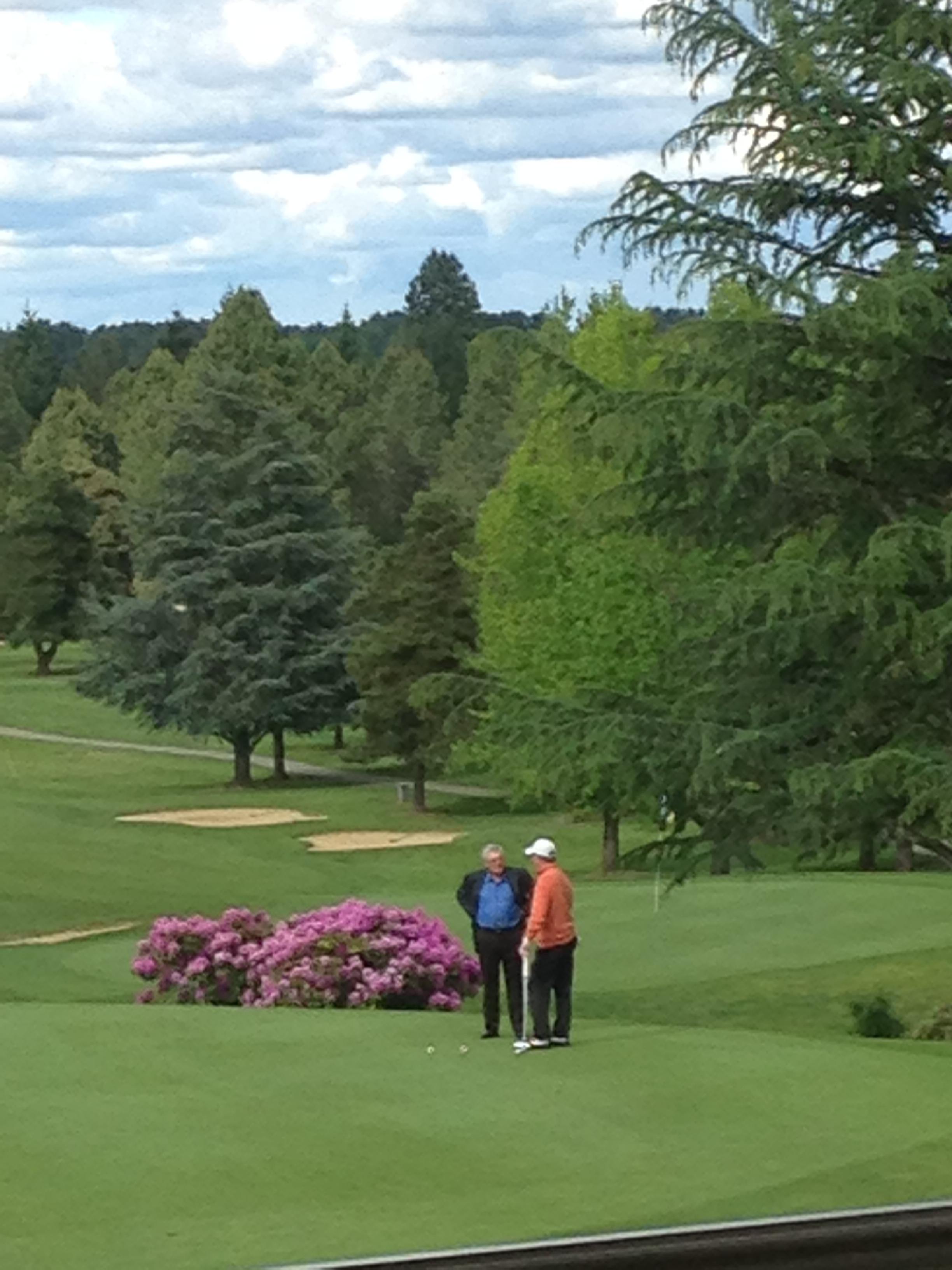 Dave Fiskum Golf