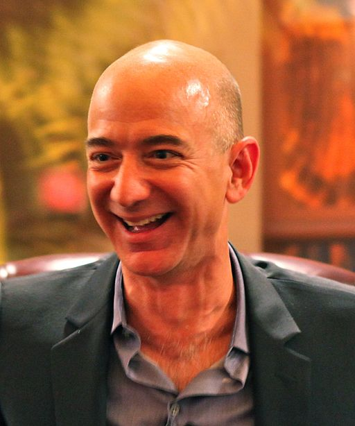 "Amazon CEO Jeff Bezos claims he does not recognize the Amazon depicted in the New York Times story, which described the company as a ""bruising workplace."""