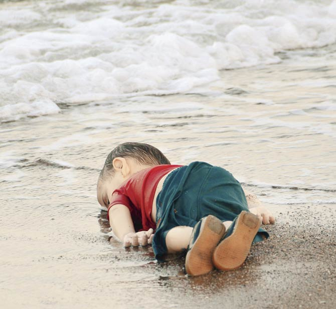 The picture of a limp 3-year-old Syrian refugee who drowned at sea struck a worldwide chord, melted hearts and galvanized humanitarian action.